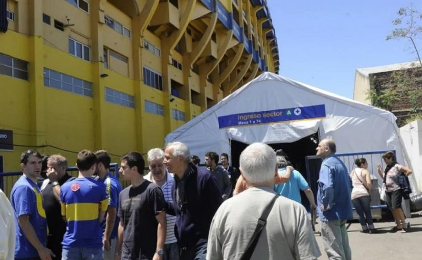 Elecciones en Boca: la posibilidad de poner fin al macrismo
