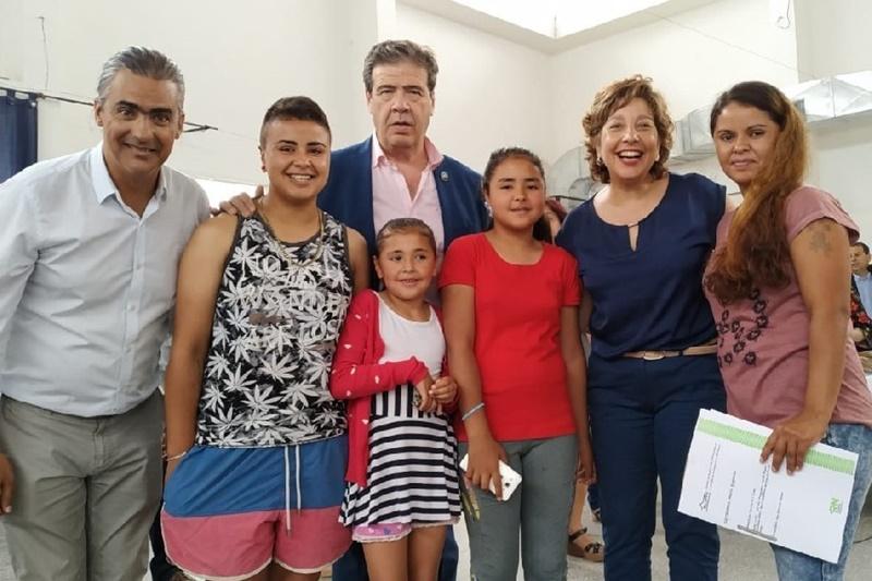 Más de 100 familias de San Antonio Oeste cumplieron su sueño de la casa propia