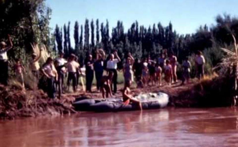 Expedición Río Colorado año 1973