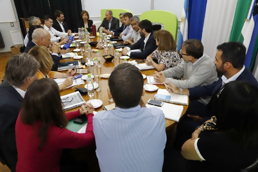 Primera reunión del Gabinete: organización y agenda conjunta como claves de la gestión
