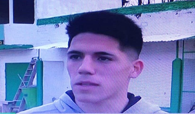 Gonzalo Peñepil, un delantero que juega y enseña