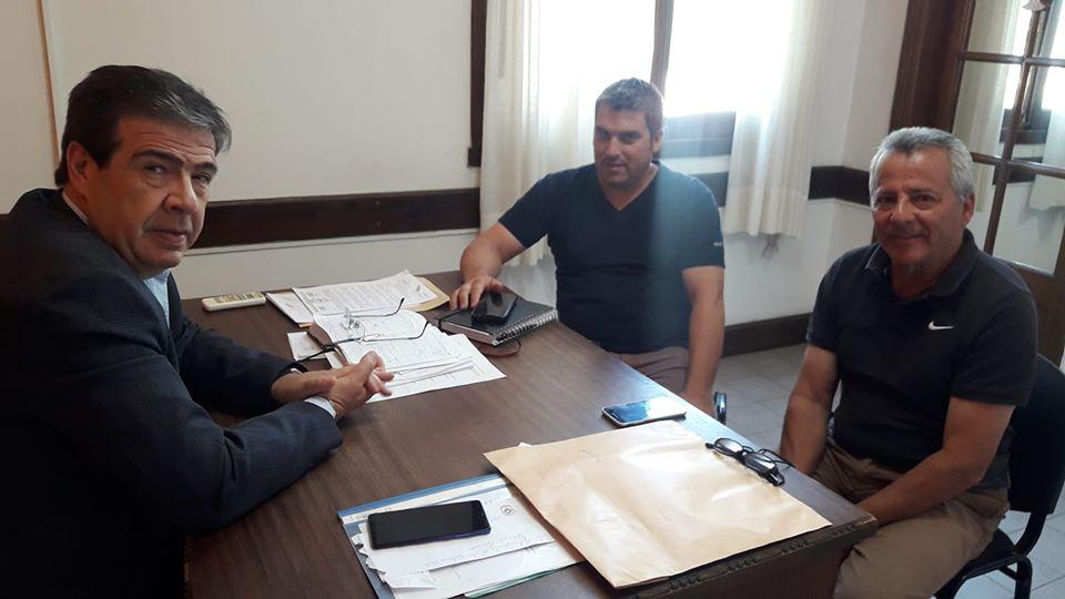 Convenio de cooperación mutua entre municipio y empresa Luciano S.R.L