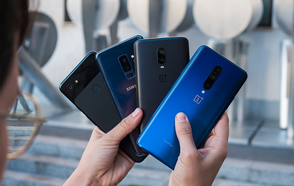 Los celulares de 2019: los mejores, los fracasados y los más curiosos