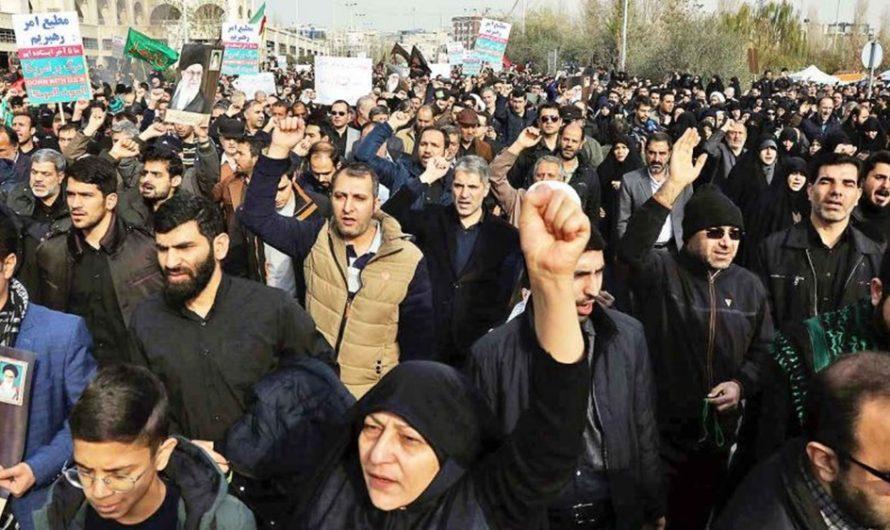 Irán amenaza a EE.UU. con una «venganza» en la peor crisis desde 1979