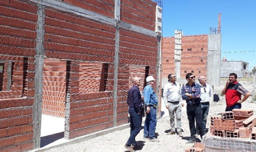 Provincia proyecta la terminación del hospital de Las Grutas para el próximo verano